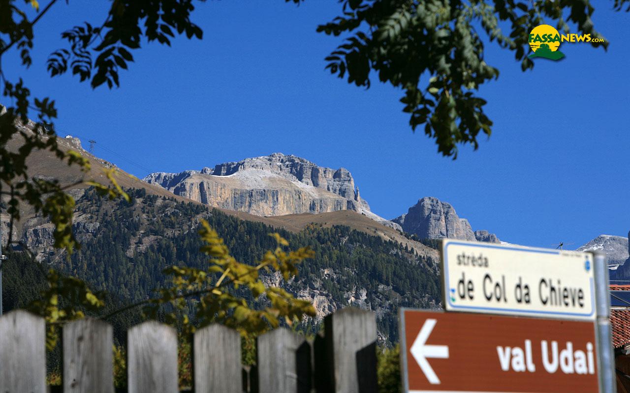 Nelle Dolomiti la Val di Fassa con tantissime immagini e ...
